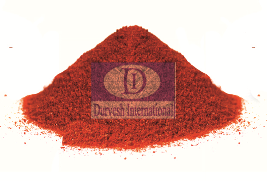 Capsicum Frutescens Dry Red Chili Powder Poudre Pi